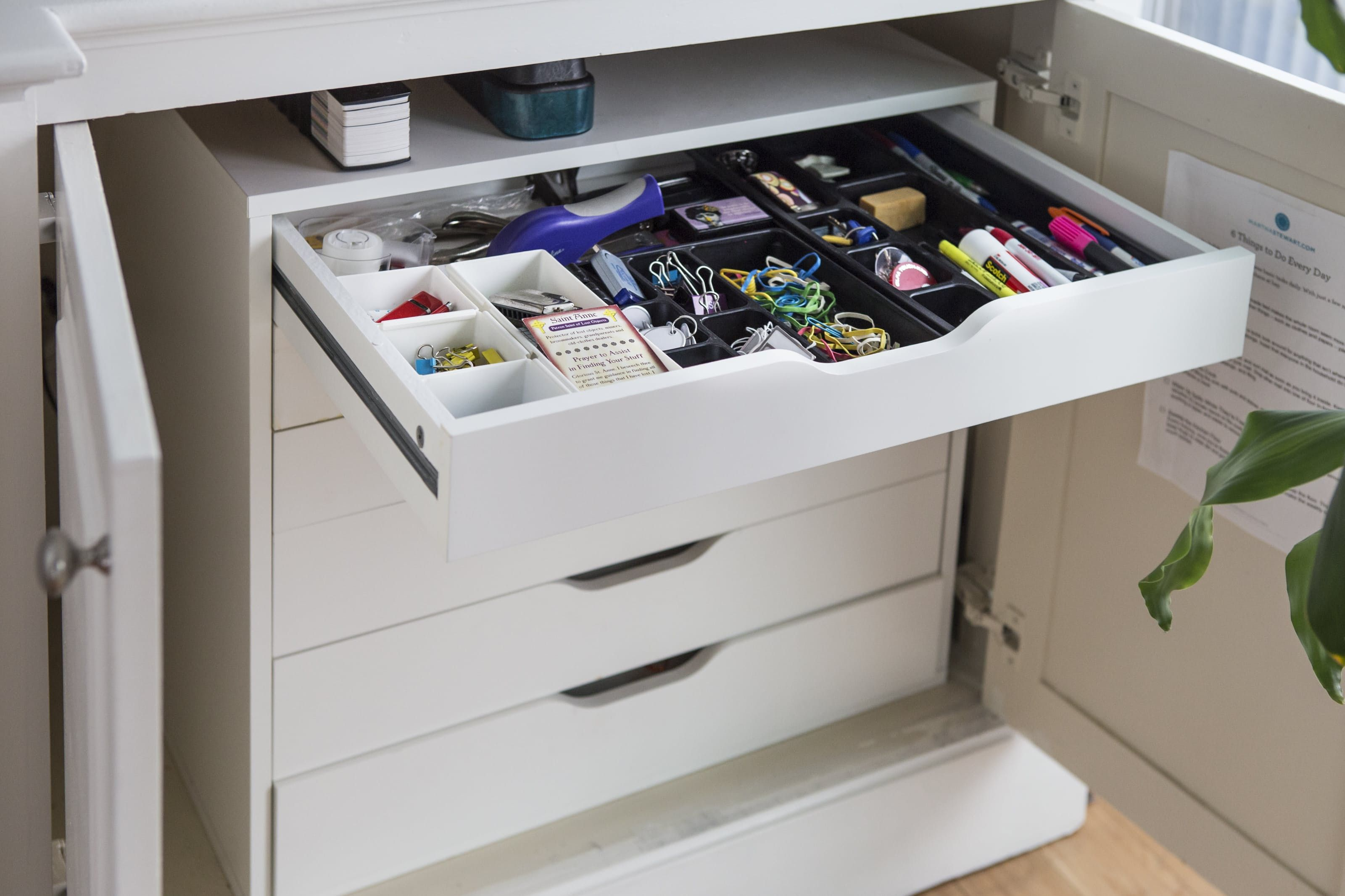 Tricks for Creating Stylish Storage Hidden in Plain Sight