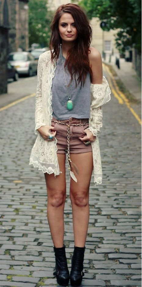 Lovin this look #fashion #clothes