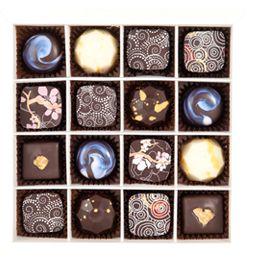 Award Winners Selection from Matcha Chocolat - makers of fabulous handmade artisan chocolates.