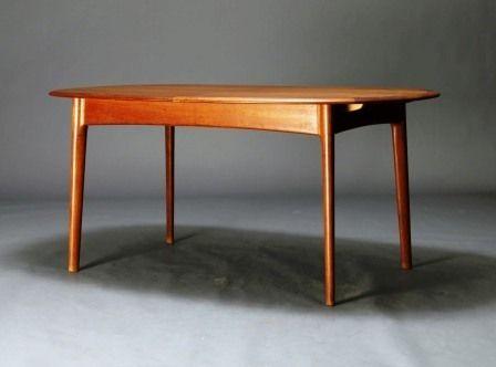 Elsteds Danish Modern Teak Dining Table On Kijiji Montreal Teak Dining Table Danish Table Dining Table