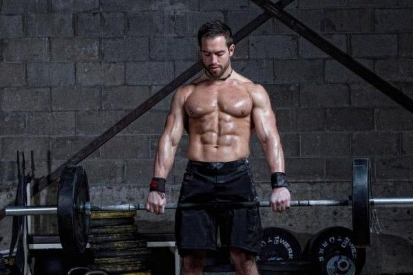 Rich Froning The fittest man in the world   Rich froning