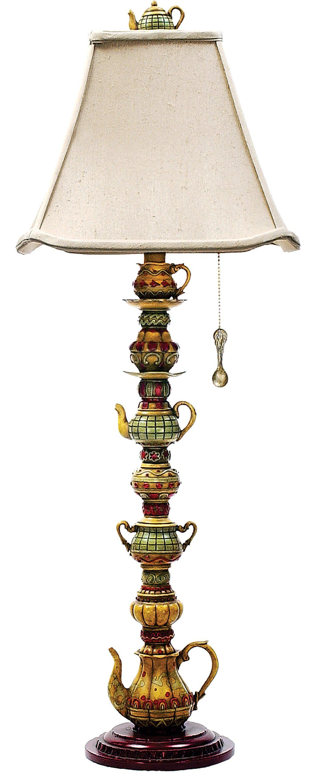 Amazon Küchenlampen Tea Service Candlestick Table Lamp Amazon Lighting