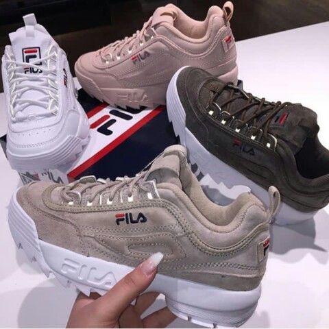 chaussure de ville fila fille