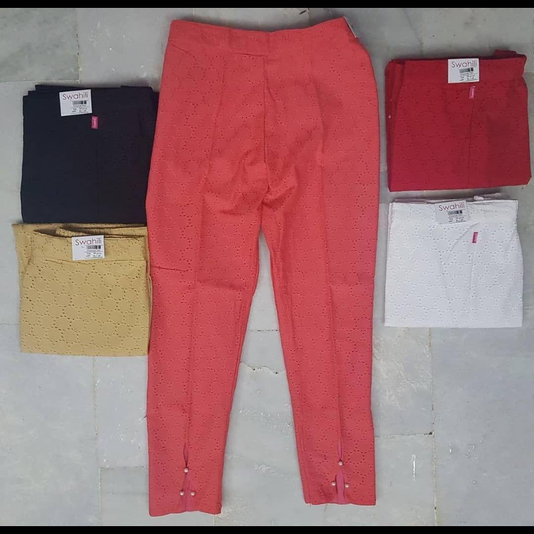 original pics -Chikankari Pant 450 rs , ship extra, 9552555149 * Elasticated back belt * With pocket...