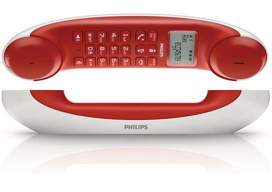 Con una silueta estilizada y un acabado de alta calidad, el Mira de  Philips desafía las ideas tradicionales sobre el diseño de un teléfono.  Atemporal, exclusivo y con clase, es una elegante obra de arte para tu  hogar.