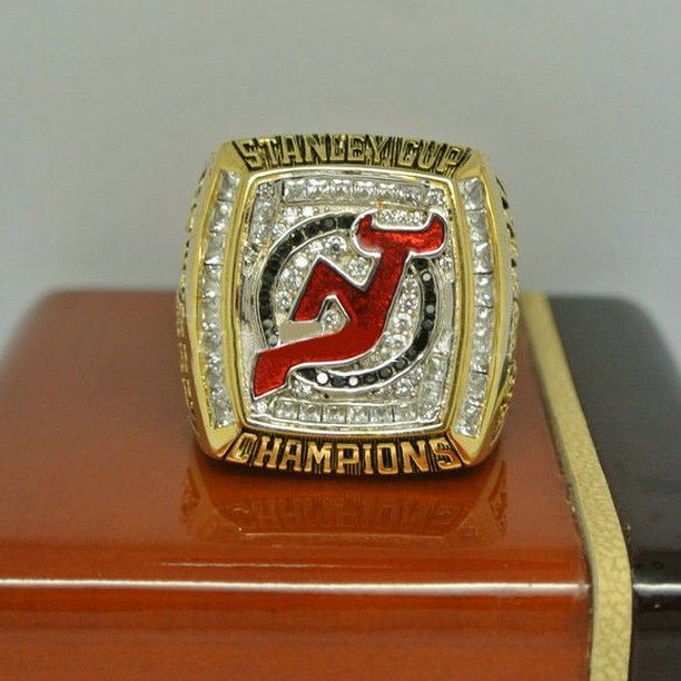 New Jersey Devils 2003 NHL Stanley Cup Championship Ring for Sale Click Bio to Buy #newjerseydevils #devils #devilsarmy #devilsnation #NHL #stanleycup #hockey #nhlplayoffs #stanleycupplayoffs #icehockey #nhl16 #hockeylife #hockeygame #stanleycupchampions #championshipring