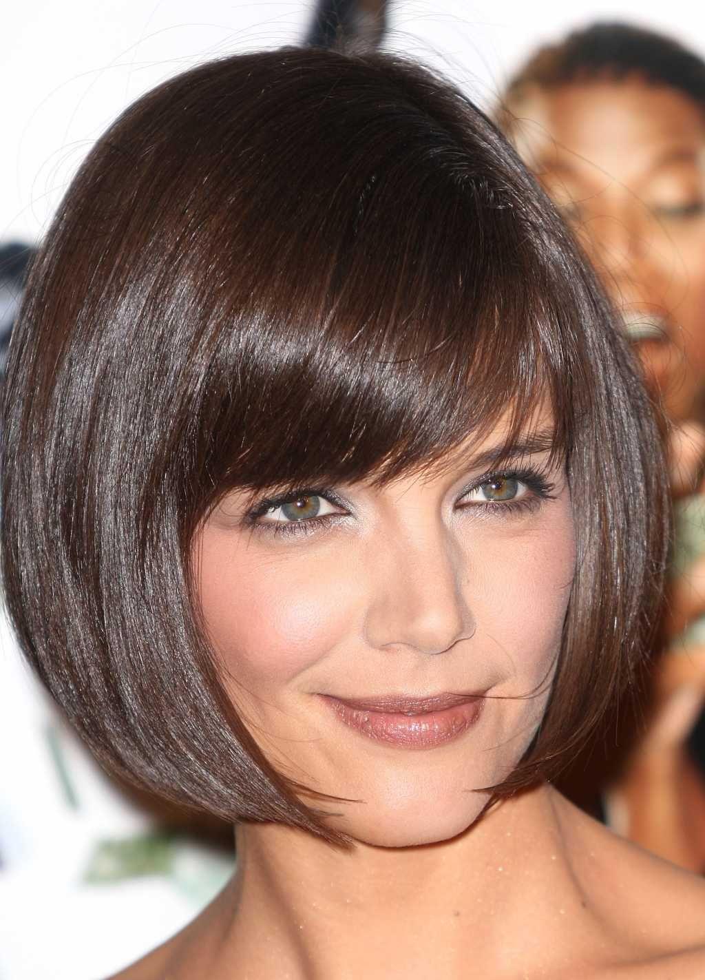 Iced coffee hair color on medium hair  Short thin hair, Haircuts