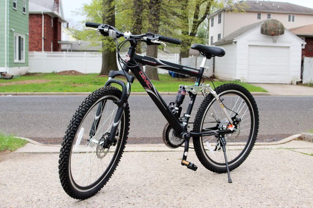 Gmc Topkick Dual Suspension Mountain Bike Review Mountain Bike