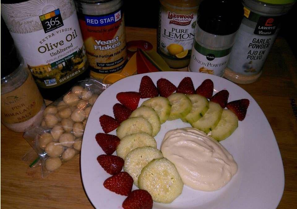 Raw Macadamia Cheese Dip #rawrecipe #rawfood #rawlife #rawvegan #healthy #weightloss