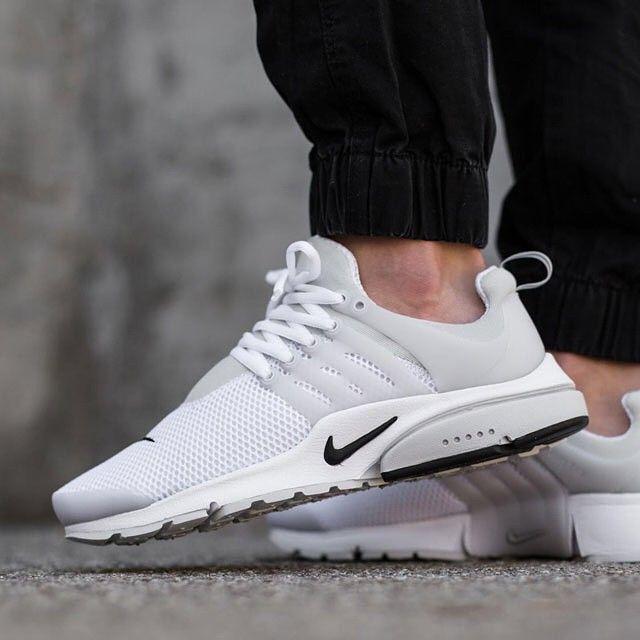 Tênis Nike Air Presto Masculino White Classe A Store