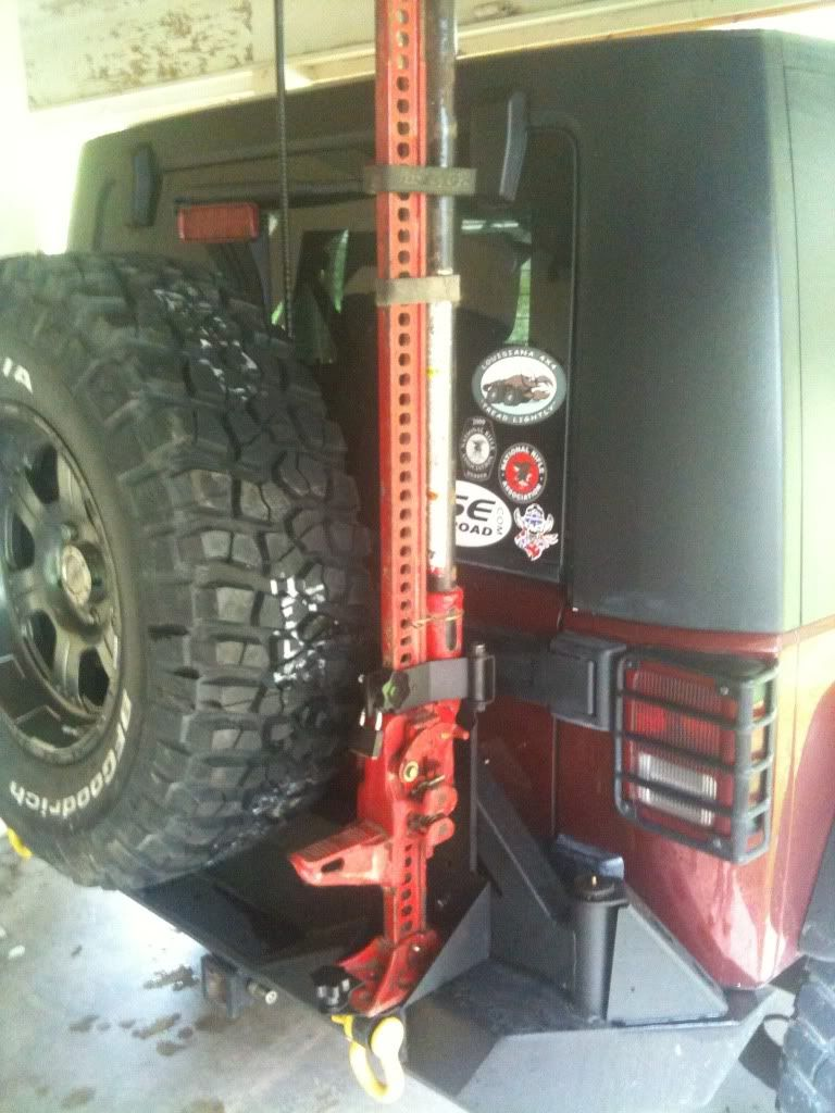 Here S An Absolute Must Have Accessory For All Hi Lift Jack