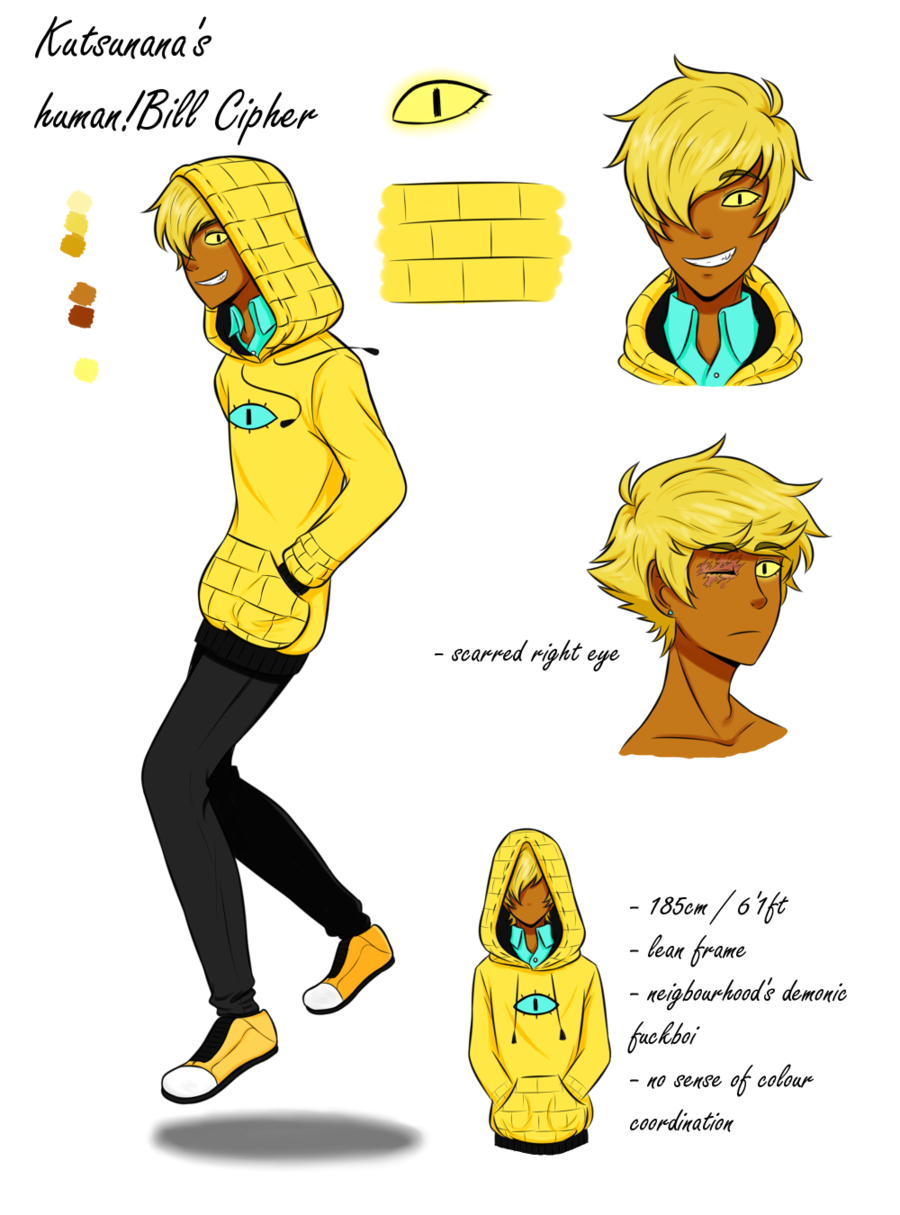 bill cipher human - Google Search