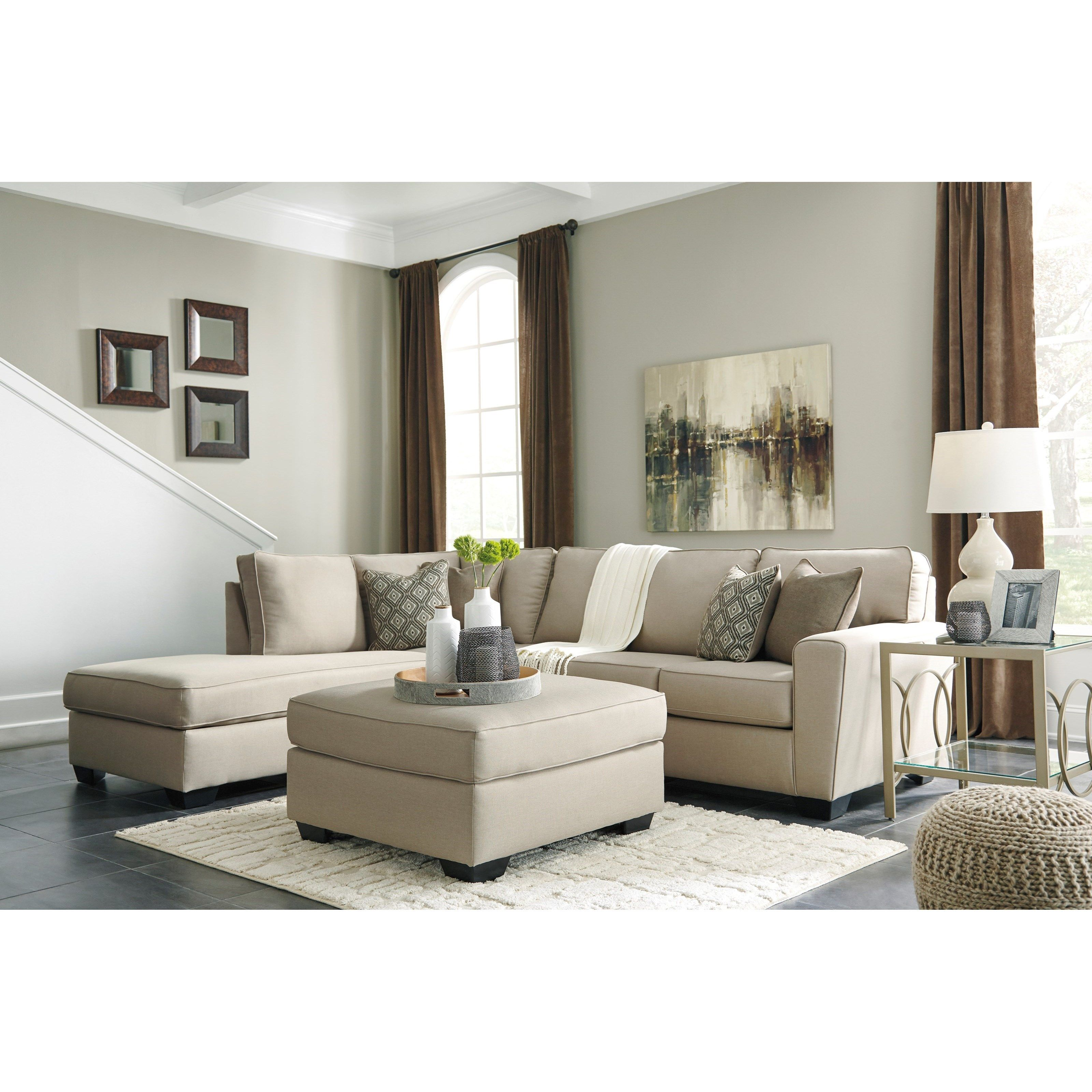 Benchcraft Calicho Stationary Living Room Group Wayside
