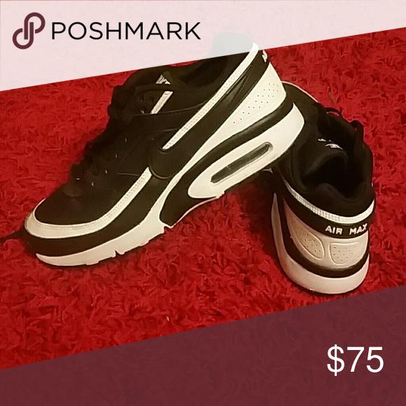 Nike Air Max Shoes SyntethicMesh Vendor Name: NIKE Material
