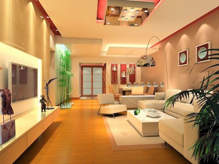 ... 1001 + Ideen Für Moderne Und Stilvolle Deko Für Wohnzimmer   Wohnzimmer  Mit Glaswnde ...