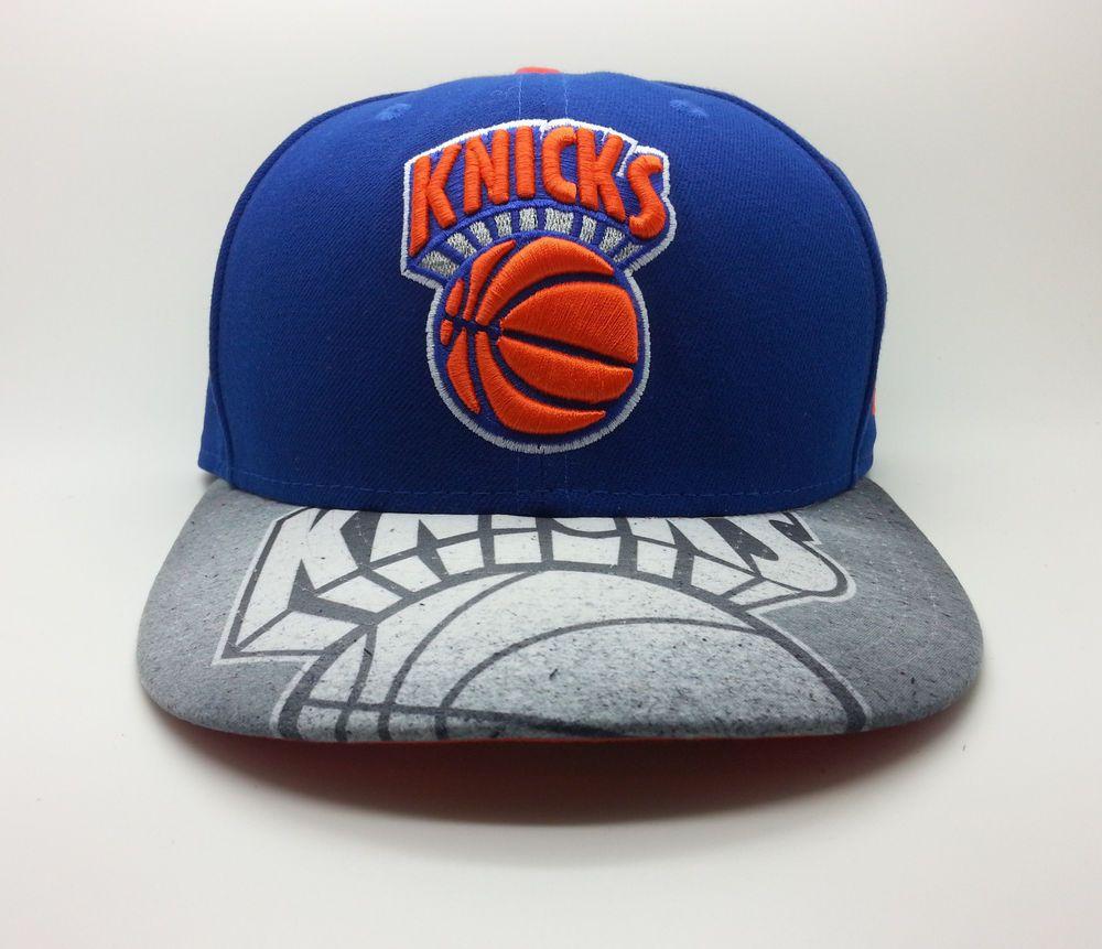 520dc7fa20246 NEW YORK KNICKS VIZA SKETCH HWC NEW ERA 59 FIFTY FITTED HAT CAP (SIZE