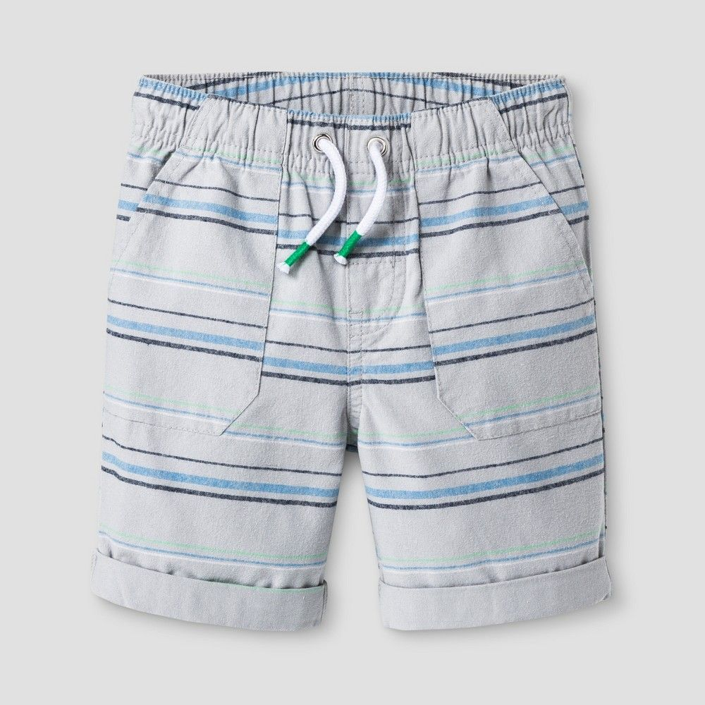 8ac852e283 Baby Boys' Pull-On Shorts Cat & Jack Blue Stripe 1 | Products ...