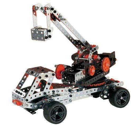 Meccano Erector Construction Set Parts Models Pieces Model