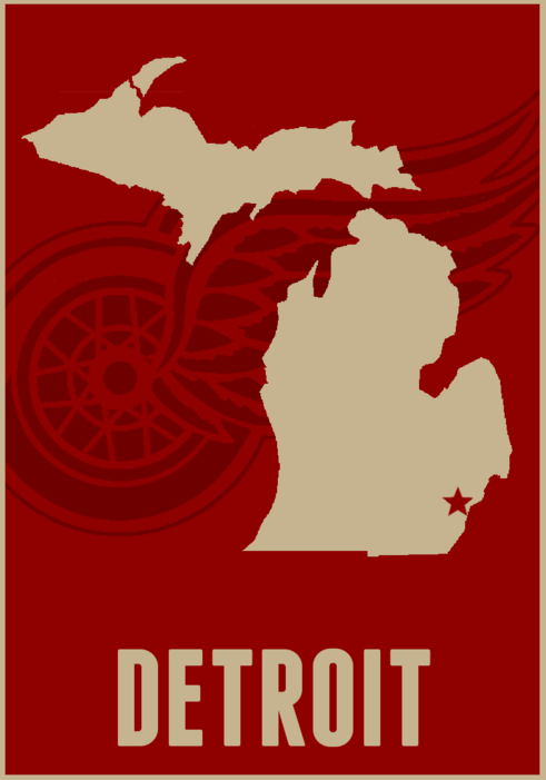 Pin By Kelly Fisher On Pure Michigan Detroit Red Wings Red Wings Detroit