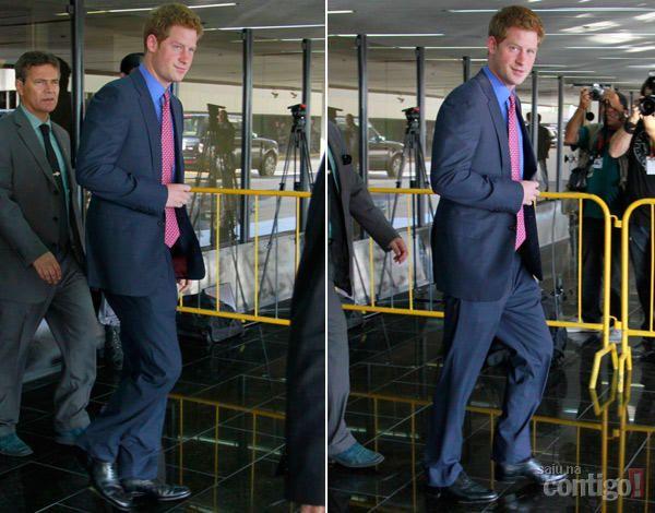 Príncipe Harry no Brasil!