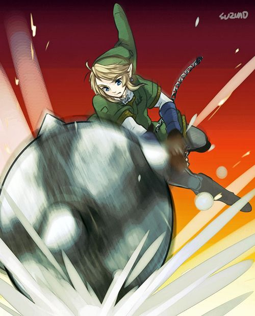Hyrule Warriors - Twilight Princess DLC With Ball and Chain