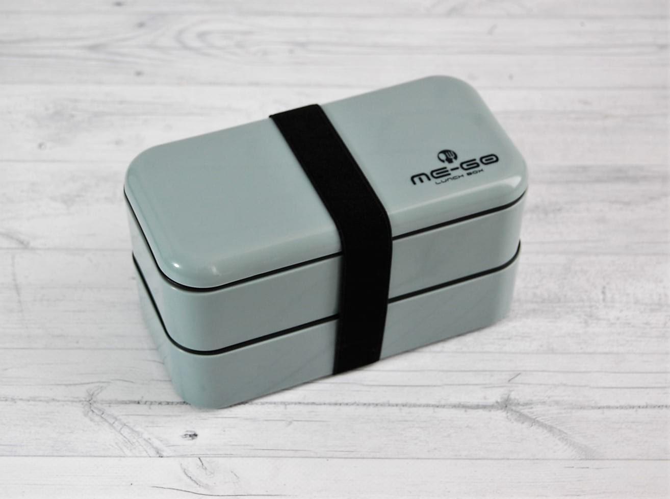 Ланч-бокс «ME-GO Classic» — серый — Уценка  9666c107b48c6