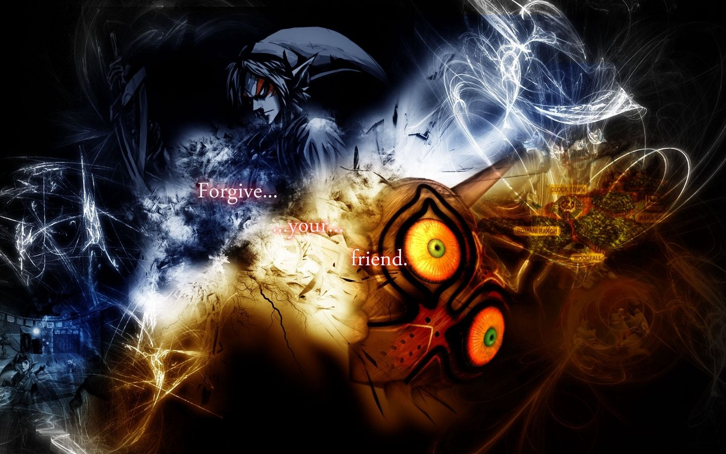 Cool Zelda Hd Desktop Wallpaper With Images Zelda Hd Legend
