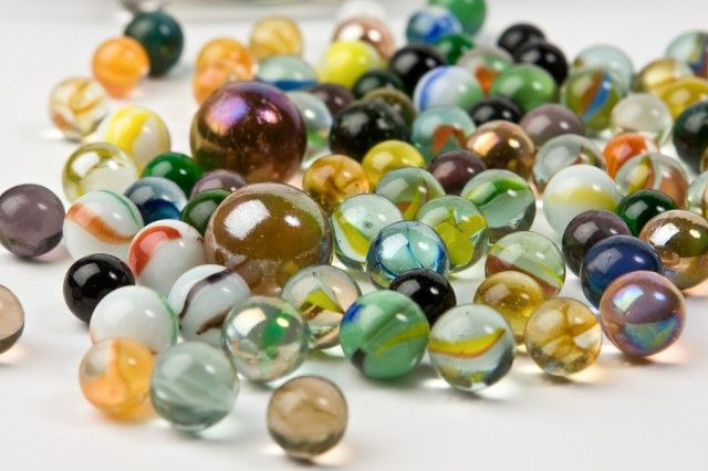 A Thousand Marbles