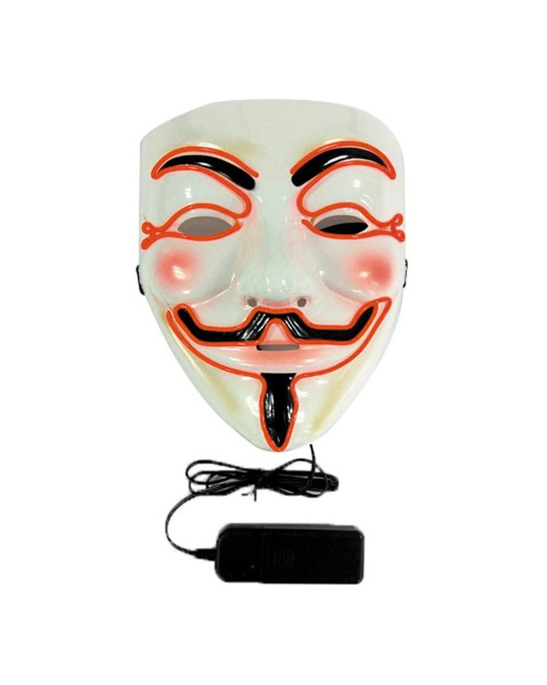 Half Face Comedy Funny People Moustache Grin Face Stag Big Lip Fancy Latex Masks