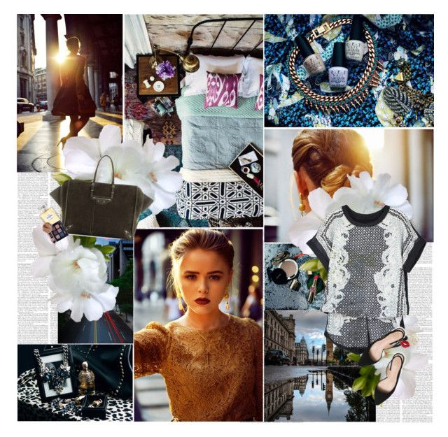 DO MORE WORKING BEFORE SLEEPING by floralbeauteous on Polyvore featuring mode, Tory Burch, H&M, Chanel and Dolce&Gabbana