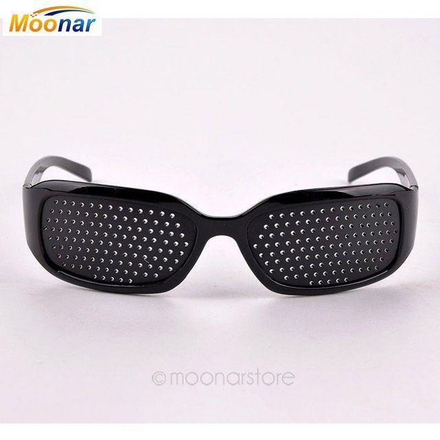 1PC Fashion Style Unisex Black PC Glasses Anti-fatigue