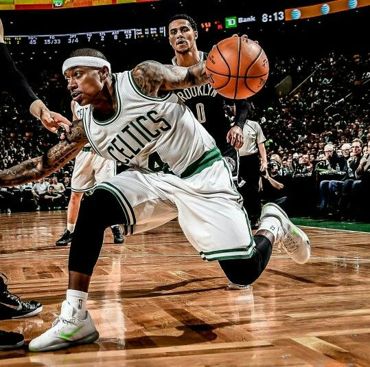 Isaiah Thomas - Celtics nation