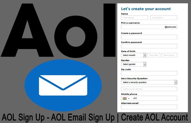 Aol Sign Up Aol Email Sign Up Aol Email How Are You Feeling