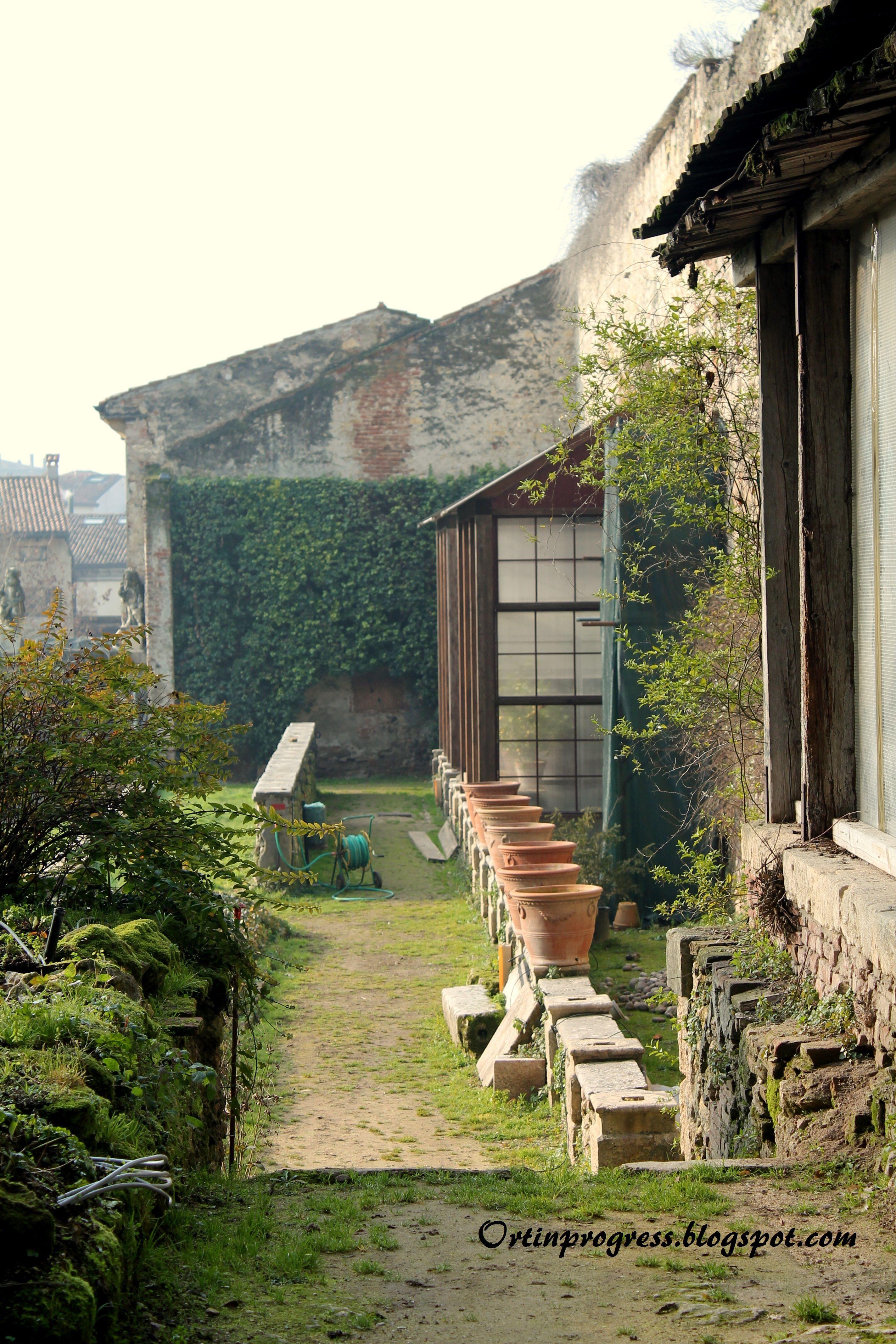 Giardini Giusti - Verona