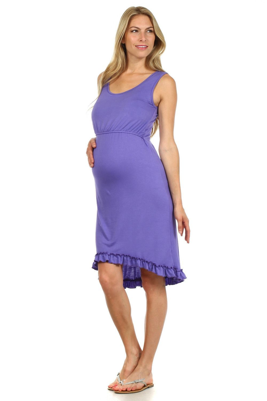 Lujo Vestidos De Maternidad De Cóctel Ideas Ornamento Elaboración ...
