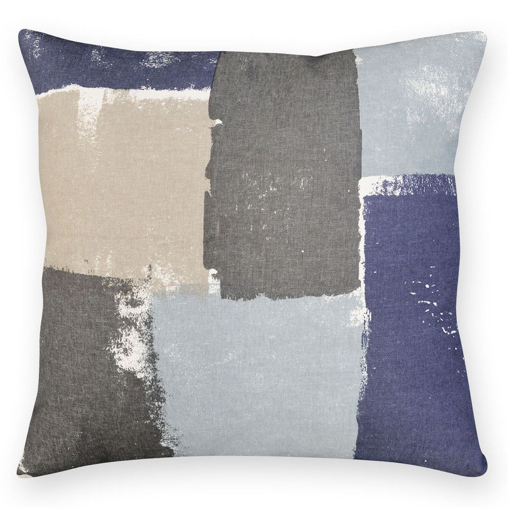 Mineral Blue Cushion 50x50cm