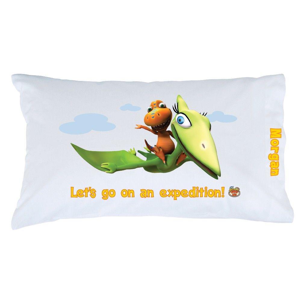 Dinosaur Train Expedition Pillowcase from PBS Kids Shop