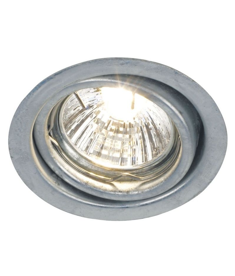 These Soffit Downlights Are Zinc Galvanised To Give Many