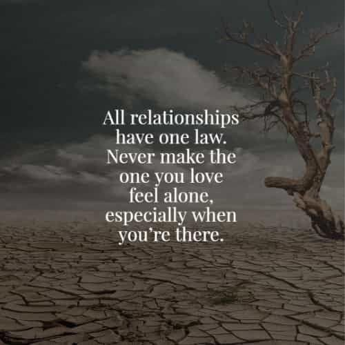How lots of people decide not to tell their partner something simply due to the fact that they don't know how to state it and after that the problem simply consumes away at the relationship till there is no relationship left?