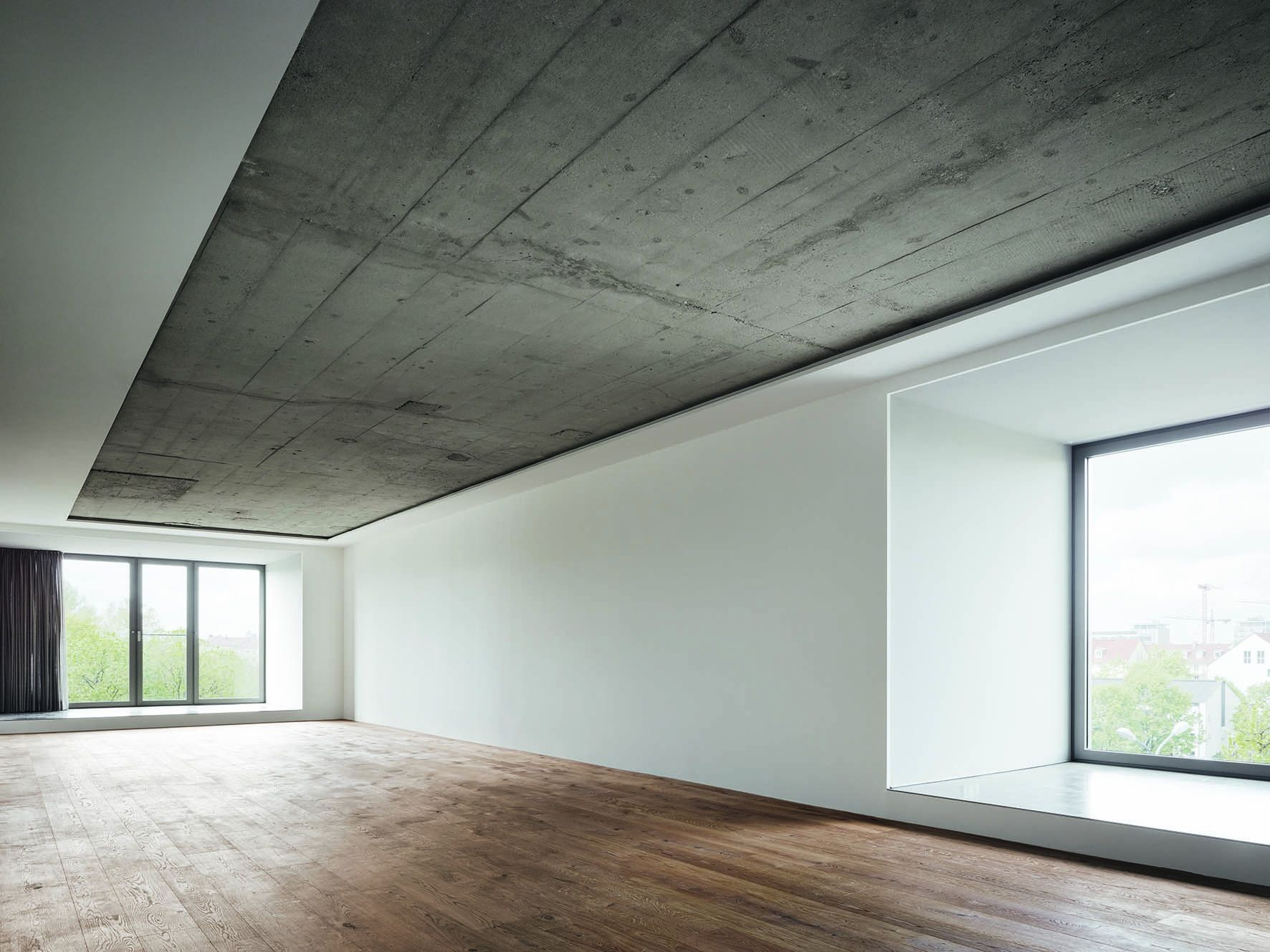 Betondecke | Home & Decor | Pinterest | Empty spaces, Interiors and ...