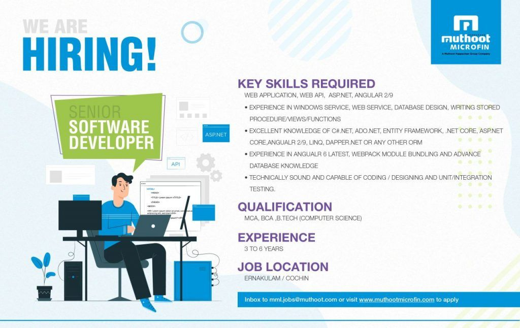 Software Developer India Job Openings Job Opening Software Development Job