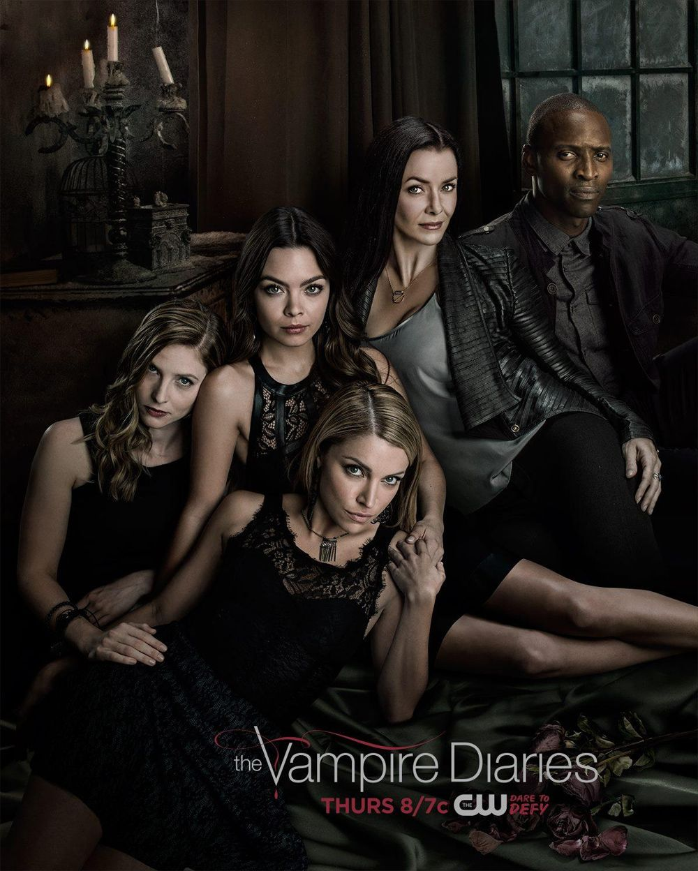The Vampire Diaries Season 7 Promotional Poster With Images