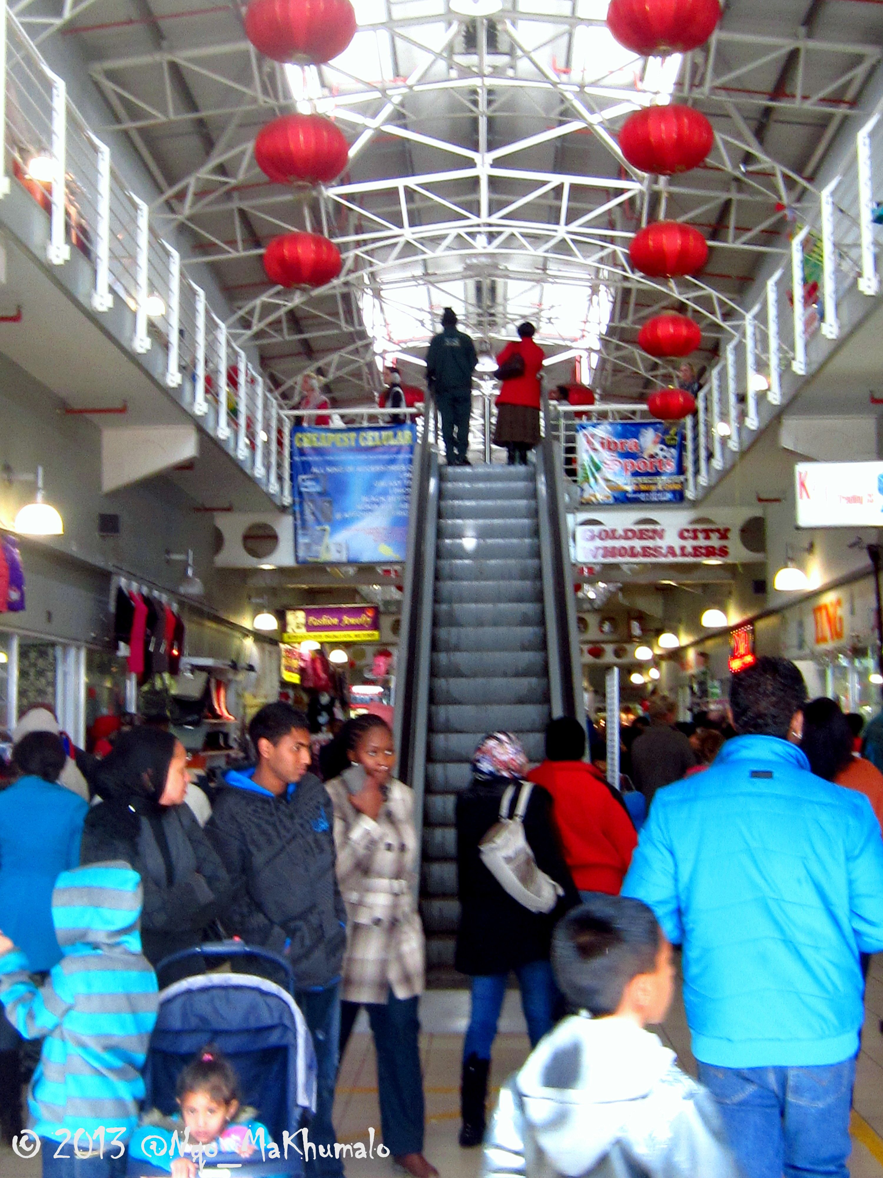 China mall johannesburg south africa all sorts of goods