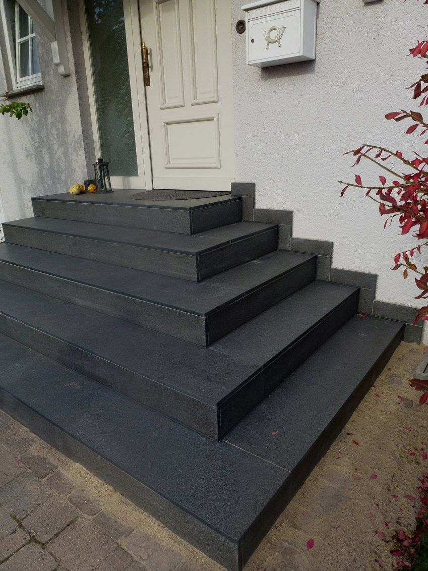 Best Covering For Concrete Stairs Outside Aussentreppe 400 x 300