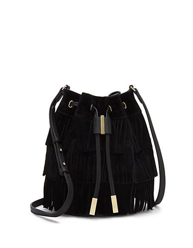 2cf2fdff05 Joni Leather Crossbody Bucket Bag | Lord and Taylor | Fashionfun ...