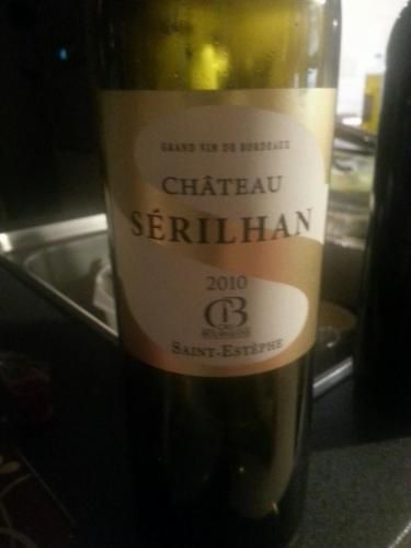 The Vivino users rate this wine from SaintEstèphe in