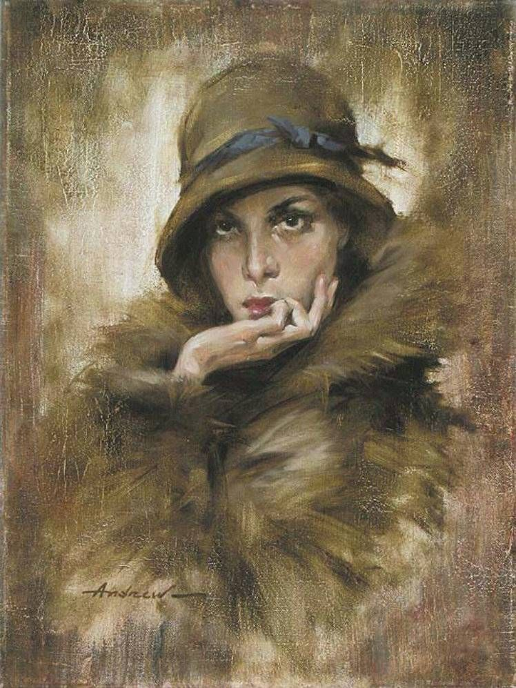 Paintings by Andrew Atroshenko