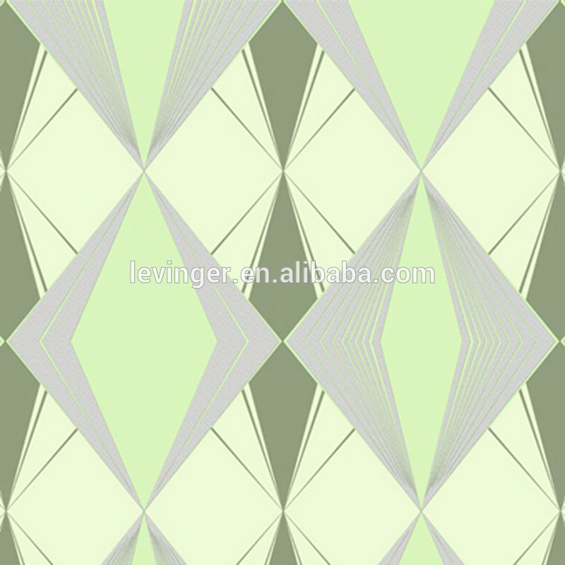 Levinger hotel room renovation geometric pattern wallpaper, View hotel room renovation, Levinger Wallpaper Product Details from Wuhan Levinger Decorative Materials Co., Ltd. on Alibaba.com