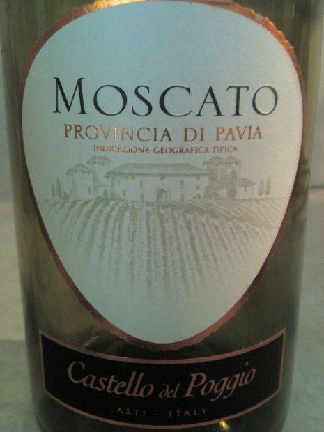 N V Castello Del Poggio Moscato D 39 Asti Italy Piedmont Asti Moscato D 39 Asti Cellartracker