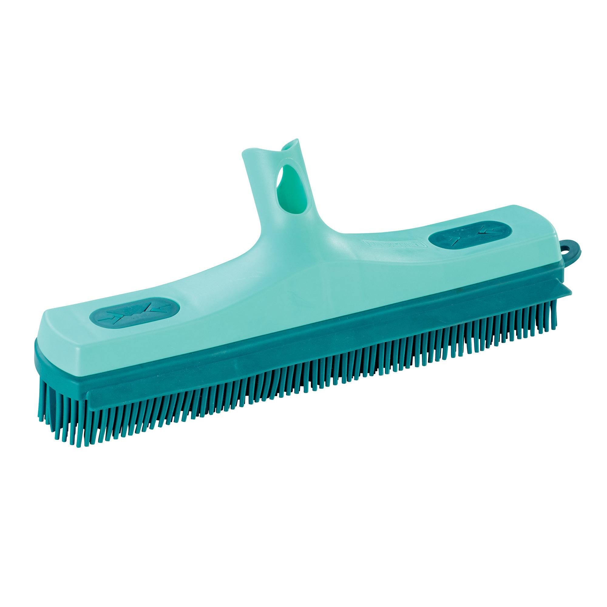Gets Hair Out Of Carpet Better Than A Vacuum Rubber Broom Broom Heads How To Clean Carpet